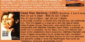 Susan Sarandon & Sean Penn - Dead Man Walking