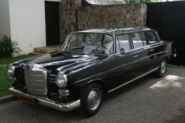 Amansara - Mercedes 1965