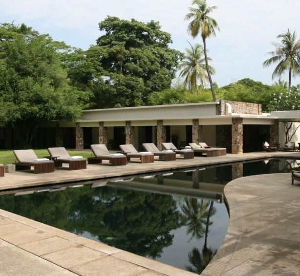 Amansara - Pool