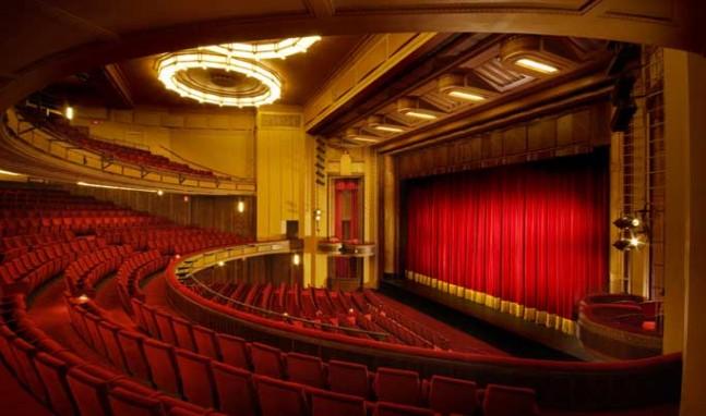 Her Majesty's Theatre Auditorium www.hmt.com.au