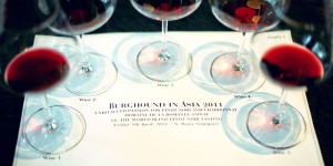 Burghound in Asia Tasting Results