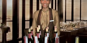 Conrad Koh Samui Resort Sommelier Khun Cha - The Wandering Palate Sommelier of the Year Asia