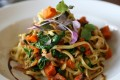 Such wonderful colours and vibrancy in this Linguine dish