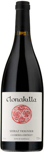 """If anyone is thirsty, let them come to Me and drink--Clonakilla Syrah Viognier."" www.clonakilla.com.au"