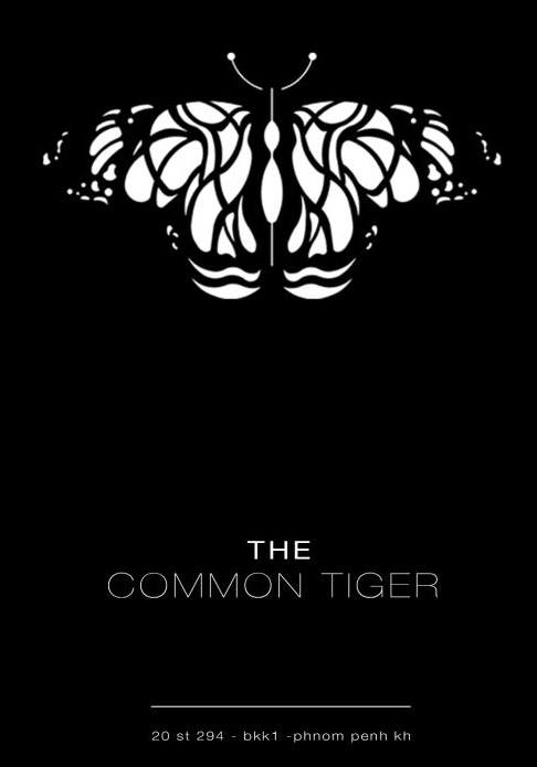 The Common Tiger