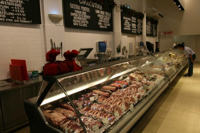 Culina meat display