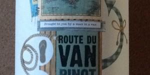 Route du Van Pinot Noir - www.routeduvan.com