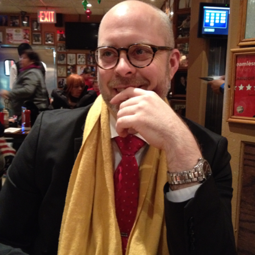 Eric Hastings, Sommelier at Del Poste Ristorante in New York City