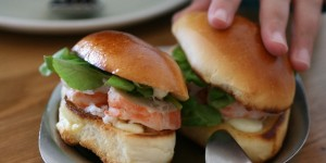 Golden Fields Lobster Bun - Irresistible!