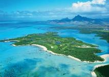 Golf Vista - Le Touessrok, Mauritius, the course is on its own beautiful island