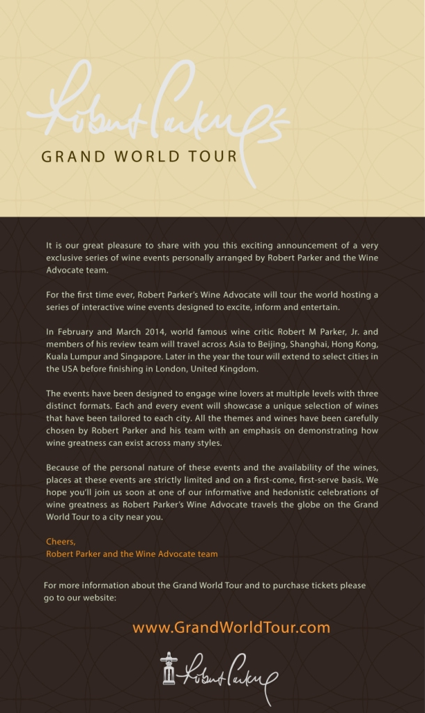 Grand Tour First-Page
