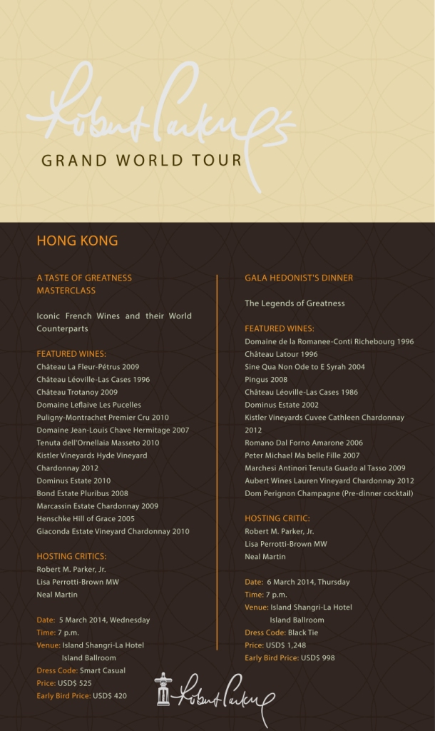 Grand Tour Hong kong
