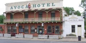 Avoca Hotel www.theavocahotel.com.au