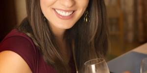 Sommelier Jessica Marinzeck, a Brazilian living in Malta