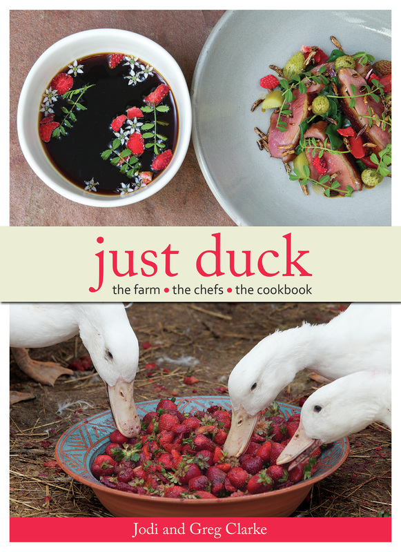 Just Ducks front cover