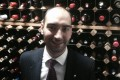 Marc Piquet, Sommelier at The Greenhouse restaurant, Mayfair