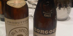 Barolo 62 and Barbaresco 1967