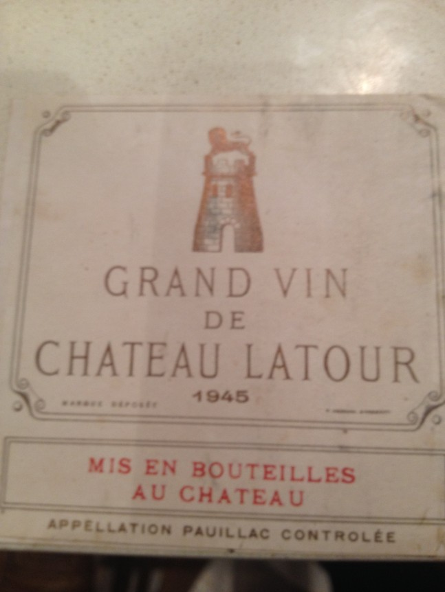 Mike K - 45 Latour label