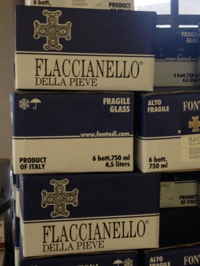 Mike K - Fontodi Flaccianello