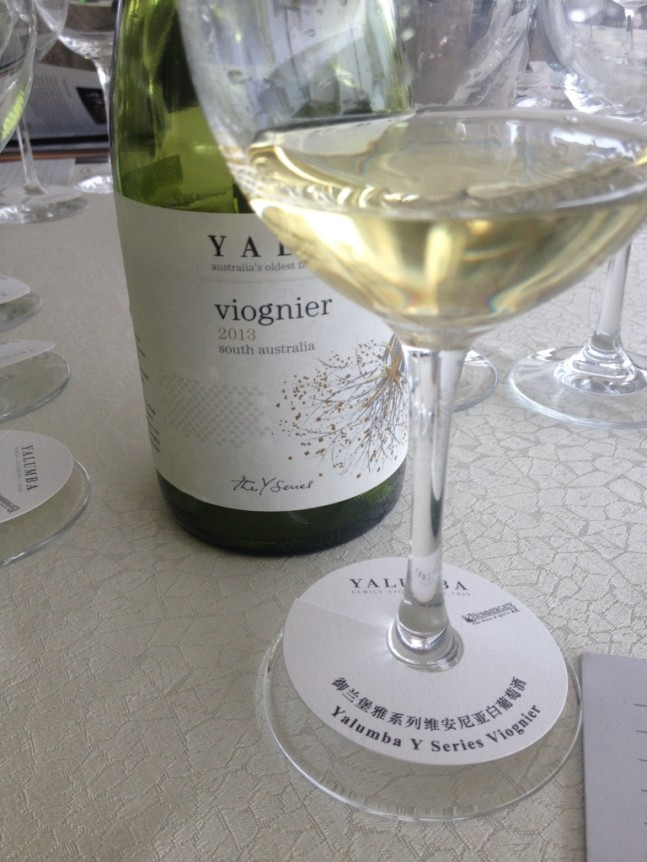 Mike K - Yalumba Viogner bottle
