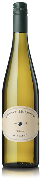 Mount Horrocks Riesling 2008, Australia