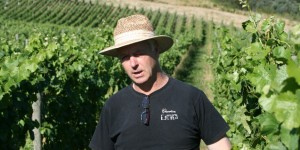 Marlborough and biodynamic champion, Sam Weaver, Churton vineyard