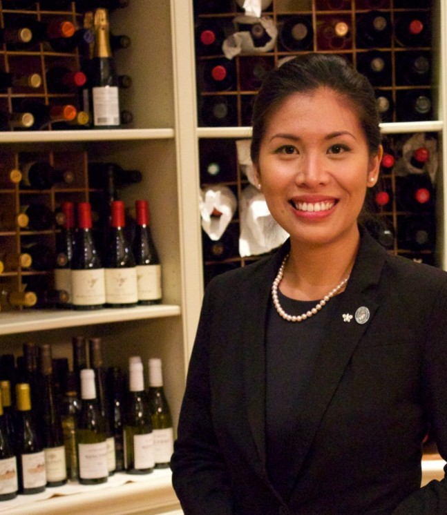 The Sommelier's Palate - Paula De Pano, Sommelier at The Fearrington House Restaurant, North Carolina