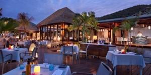 Raffles Praslin Seychelles Curieuse Restaurant