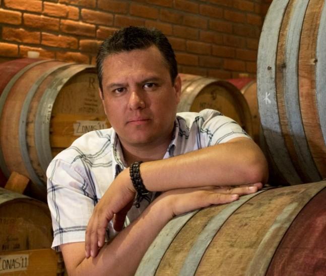 Raul Vega Velasco, Consultant Sommelier in Mexico City