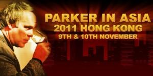 Robert Parker in Asia 2011 Hong Kong