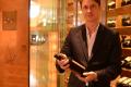 Samuel Davies, Regional Sommelier for zuma Hong Kong, Bangkok and ROKA Hong Kong