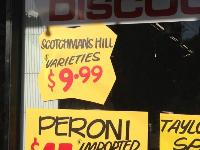 Scotchman's Hill