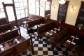 The Qualty Chop House dining room