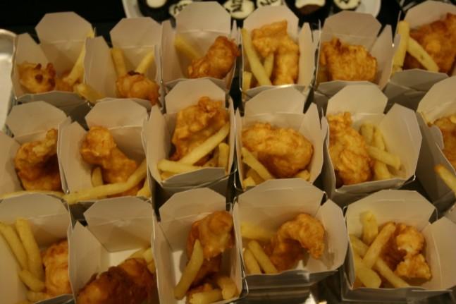 Seriously good fish n chips