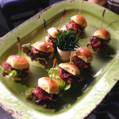 WOP Match beef sliders