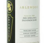 Arlewood Semillon Sauvignon Blanc, Australia