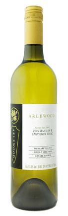 Arlewood Sussex Semillon Sauvignon Blanc 2005, Australia