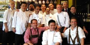 Austrian Wine Festival Singapore press lunch chefs