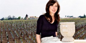 Caroline Frey, oenologist and winemaker at Chateau La Lagune