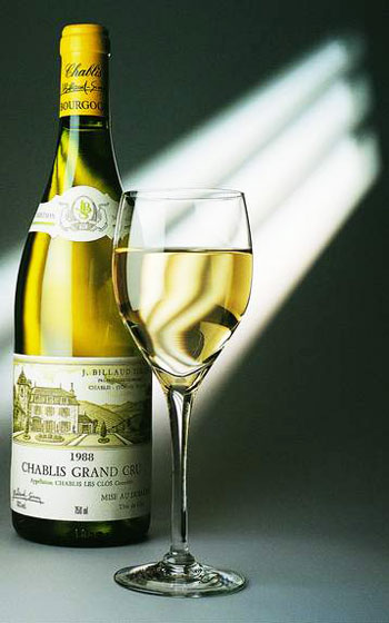 Chablis Grand 1988 Billaud Simon