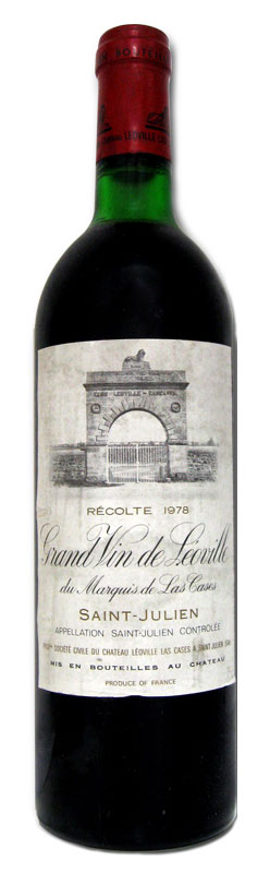 1978 Chateau Leoville Las Cases, France