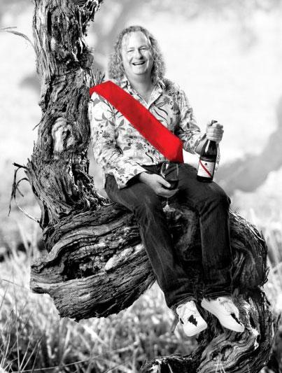 Chester Osborn d'Arenberg Winemaker, Australia