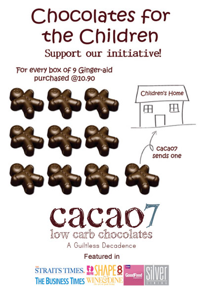 Chocolates for children by Cacao7