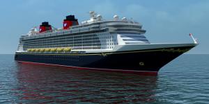 Disney Cruise Line The Dream