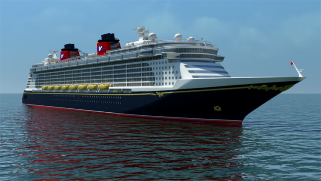 Disney Cruise Line The Dream