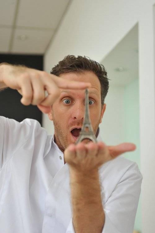Chef Frederic Colin - Brasserie Gavroche