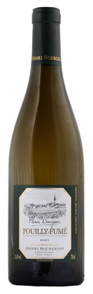 Henri Bourgeois Pouilly-Fume 2007, France
