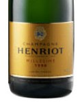 Henriot Millesime Champagne 1998, France