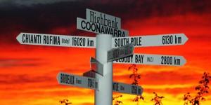 Highbank Coonawarra Sunset, Australia