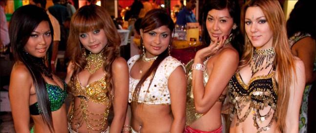 Club Dancers, Singapore